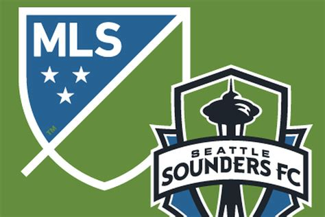 seattle sounders colors new sounders themed mls logo is missing a color sounder