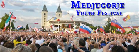 medjugorje youth festival pilgrimage  tours