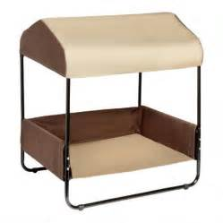 Pet Canopy Bed Pet Bed With Removable Canopy Tree Shops Andthat