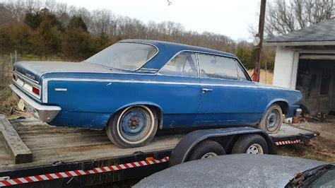 1966 rambler car american dream 1966 rambler rogue