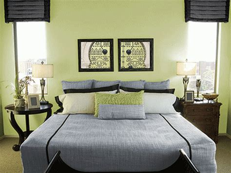 Bedroom Wall Color Ideas by Bedroom Colors For Bedroom Wall With Green Wall Colors