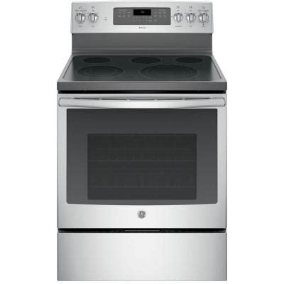ge adora ge adora 5 3 cu ft electric range oven with self