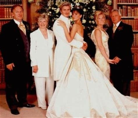 David Beckham Marriage Secrets by Sib So David Beckham Wedding Pics