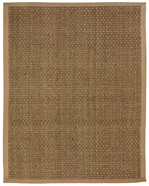 8x10 seagrass rug anji mountain moray seagrass jute area rugs fiber spun