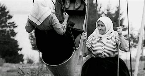 swinging grannies vintage everyday swinging grannies slovakia 1966