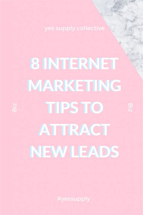 8 Tips On Letting And Finding New by 8 Marketing Tips To Attract New Leads Yes