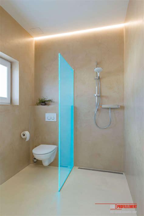 indirekte beleuchtung decke badezimmer wohndesign ideen