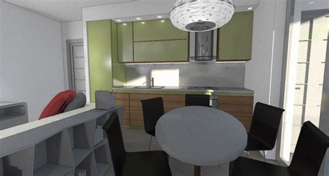 Super Cucina Soggiorno Open Space #2: Modellazione-3d-zona-giorno_View-0.jpg