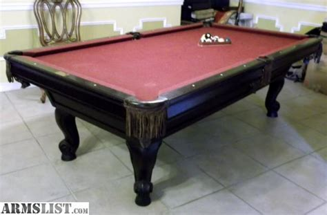 armslist for sale gandy pool table for trade ar15 ak47