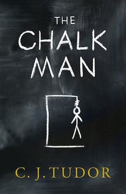 the chalk a novel books book review the chalk by cj tudor