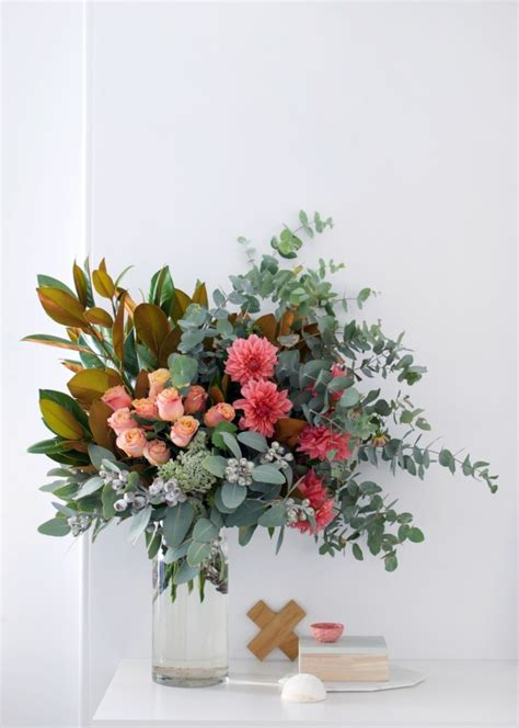 how to make floral arrangements step by step how to arrange flowers step by step with my fave local
