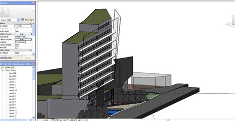 sloped curtain wall revitcity com problem with an angled curtain wall