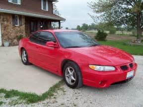 Pontiac Grand Prix Coupe 1999 Pontiac Grand Prix Coupe W Pictures Information