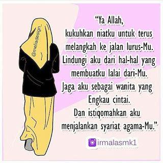 Kata Mutiara Istiqomah Qurhadee Com