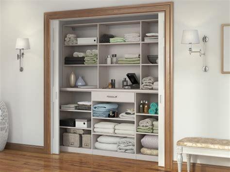Linen Closet Design by Get Linen Closet Solutions At California Closets
