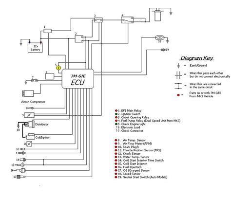 100 wiring diagram toyota surf 100 hilux horn