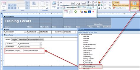 Customizing Opengate Access Templates Microsoft Access Forms Templates