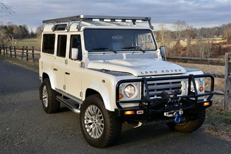 land rover 1985 1985 land rover defender 110 for sale 2041398 hemmings