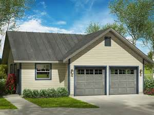 Garage Shop Plans Garage Workshop Plans Two Car Garage Plan With Separate