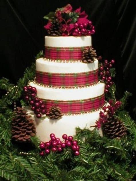 Hochzeitstorte Winter by Winter Hochzeit Tartan Winter Hochzeitstorte 2055715