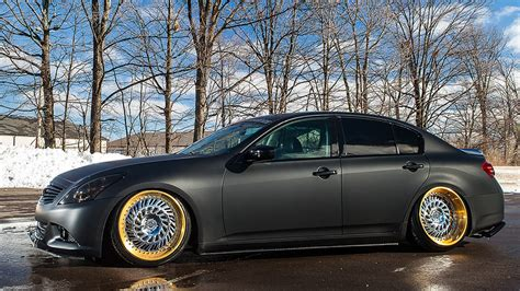 lifted lexus sedan infiniti g35x awd 2007 2008 air lift performance air