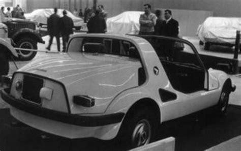 lada zanzare honda hondina 1970 concept cars