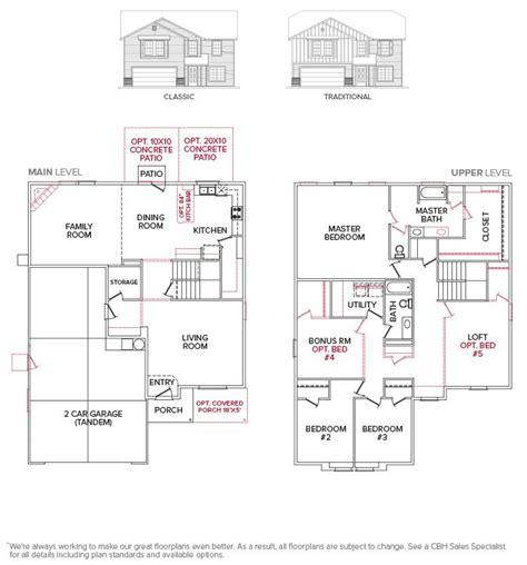 cbh floor plans prescott 2921 floor plan beautiful floor plan