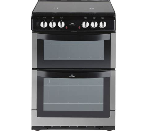 buy stainless steel buy new world 601dfdol dual fuel cooker stainless steel