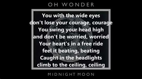 drive oh wonder lyrics patrizia a j vidmoon