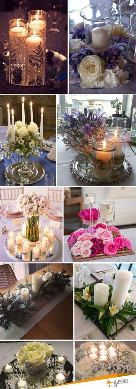centro tavola candele 17 migliori idee su centrotavola con candele su