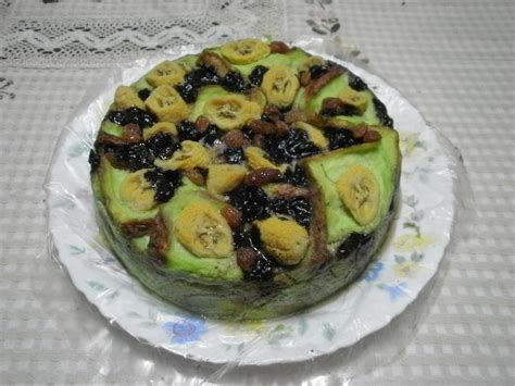 Banana Bread Cake Pisang Villa zara baking puding pisang yang enak