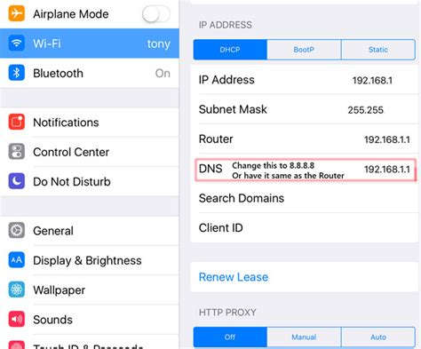iphone or t connect to wifi how to fix the problem