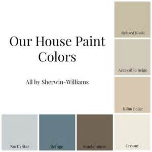 relaxed color our house paint colors domestic charm