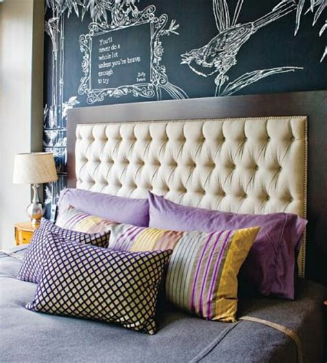 Pillow Headboards by The Wall Headboard Pillows Design Ideas