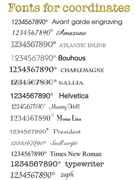 tattoo fonts for coordinates best 25 numeral font ideas on d in
