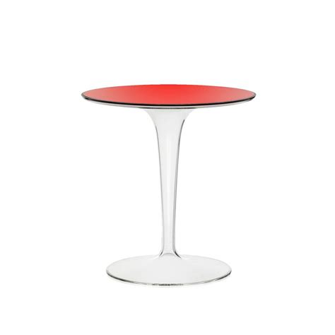 buy kartell tip top side table amara