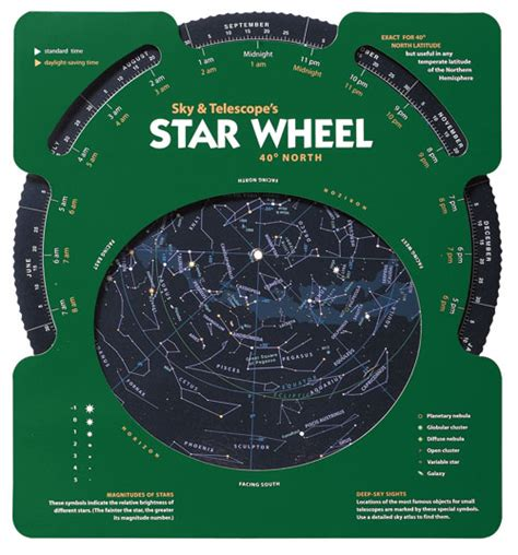 printable star wheel learn the constellations with a planisphere sky telescope