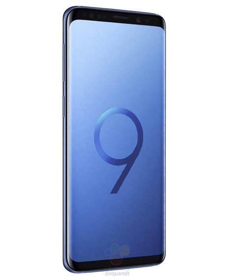 Samsung S9 samsung galaxy s9 s9 plus leak again before launch at mwc18 phoneworld