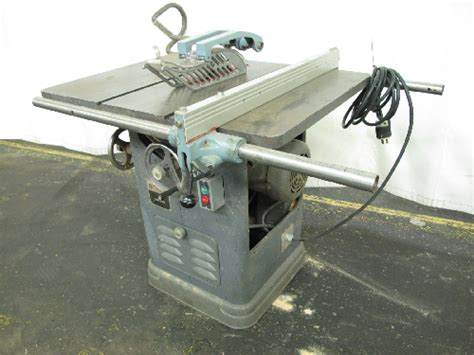 delta rockwell 34 450 table saw 10 quot ebay