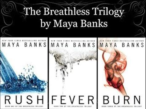 By Maya Banks Breathless Trilogy | breathless trilogy by maya banks favorite books authors