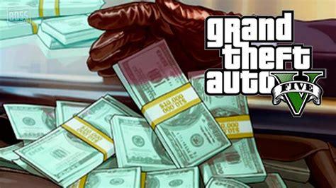 Making Money On Gta 5 Online - gta 5 online 25 000 dollars in 6 minutes fast money tutorial gta v youtube