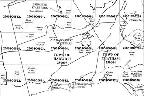 cape cod ma zip code 2014 cape cod fema flood maps