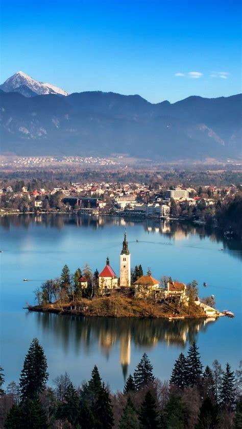 lake bled slovenia lake bled sweet europe pinterest