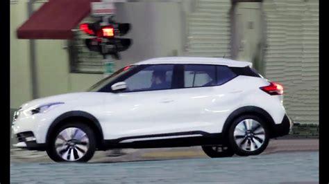 nissan kicks interior exterior  drive youtube