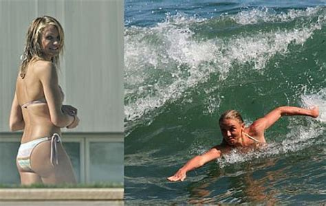 Cameron Diaz Goes Surfing by How To Build Like Cameron Diaz By Munfitnessblog