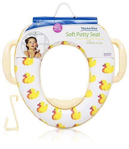 Soft Baby Potty Seat With Handle Karakter Sofia Toilet tenderkins soft potty potty seat with handles splash guard free hook included