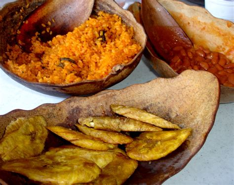 Costa Rican Main Dishes - puerto rican cuisine ethnic foods r us