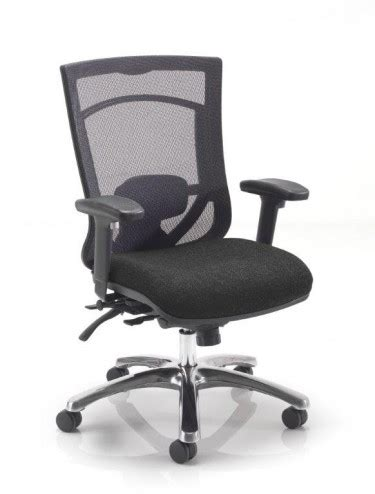 C Chairs For Heavy by T C Jaguar Heavy Duty Mesh Chair Ch0729 Bk 121 Office Furniture
