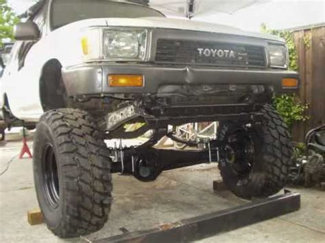Toyota Sas Kit 4runner Sas Build Up
