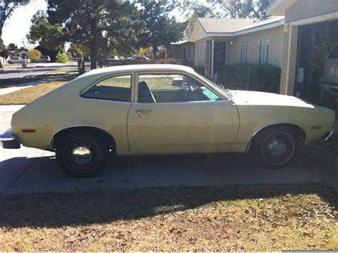 1976 ford pinto stallion for sale